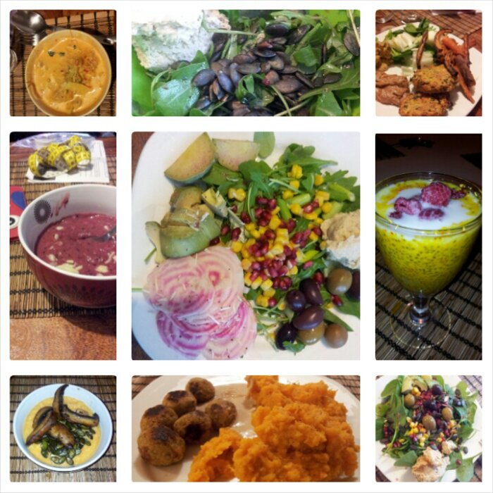 #veganchallenge – A girl can change her mind, can't she?!